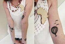 tattoos / by Stacy Butler