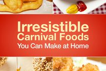 Carnival party  / Ideas for decorations, food, costumes and entertainment for a party themed around a carnival/circus