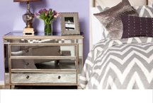 Using Silver and Bronze  / Metallic accents can be used with any decor. Bright silver and timeless bronze are choices that will add that finishing touch to your decorating project.