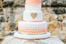 Apricot Hochzeit