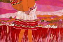 Illustration / by Bea R Vaquero
