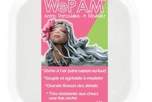 WePAM - la porcelaine froide / Découvrez tout l'univers de la porcelaine froide WePAM