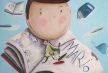 Ilustradores  / un buen ilustrador y una buena historia, cuento maravilloso