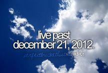 Someday I will....