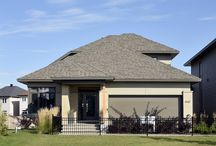 The Hutton - 2,240 Sq. Ft. / Interior and exterior photos of this fully furnished model home in the Riverside South community.