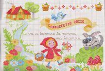 x stitch / by gioia poccetti