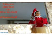 Elf on the Shelf Holiday Fun / We all love our Elf on the Shelf!  Here are some tips and ideas for your holiday season with your elf!