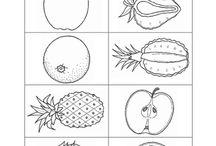 jidlo ovoce zelenina včely