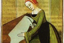 średniowieczne szycie