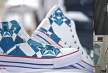 converse customized / personal style converse sneakers with own graphics - inspiration
