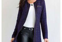 Podzimní móda/Fall fashion / #fashion #moda