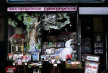 Bookstores / Quaint & quirky bookstores all over the world !