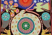 Folk designs
