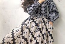 Unik batik model