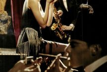 The Jazz Age, 1920's / Flappers & Fashion, Jazz & Passion