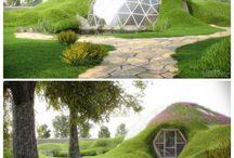 Geo-house