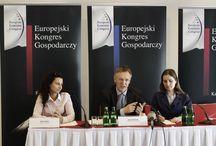 Europejski Kongres Gospodarczy  / 5 edycja Europejskiego Kongresu Gospodarczego w Katowicach. Projekt realizowany przez Imago PR.