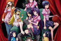 Anime and Manga +