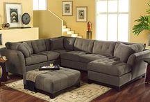 livingroom sectionals