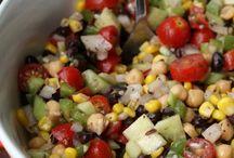Salads / by Missy Brookshire