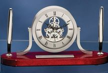 Retirement Clocks and Gifts / Retirement Gifts, Retiree Gifts and Recognition Gifts including...  Engraved Awards, Clocks, Clock & Pen Sets, Plaques and many  other personalized retirement gifts and gift ideas at... http://www.theisenclock.com/retirement_gifts.html