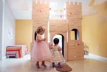 Cardboard Crafts: Dwellings / by Dodgen Photography