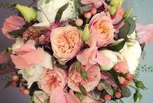 Bröllopsinspiration från Flora
