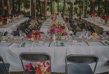 Deco table wedding