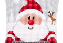 Cross stitch ornament ideas