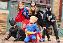 Superhero Dress-Up