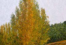 pinturas y paisajes