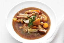 Soups and Stews <3 / by Melissa Richardson