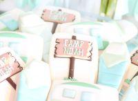 Birthday Parties // Mint & Birch