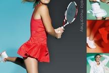 I love tennis! / by Wynn Austin