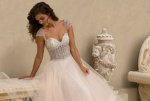 Eve of Milady Boutique wedding gowns / bridal gowns with extraordinary details