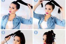 Hair tips / Good hairstyles i wanna do with my hair