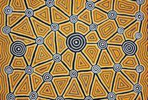 ABORIGINAL ART ON MONBUREAUDESIGN.FR / Discover our aboriginal art selection available on www.monbureaudesign.fr