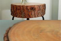 Mobília de chão • Floor furniture