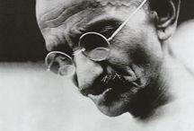 The Wisdom of Mahatma Gandhi.