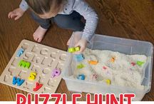 Homemade games & crafts