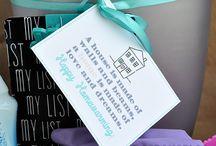DIY Gifts / DIY Gifts
