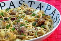 Hungry for pasta / by Misyeri Urdaneta Parrish