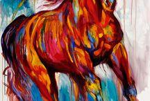 Konie w malarstwie..