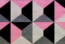 motifs geométric