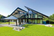 Bioklimatische Häuser