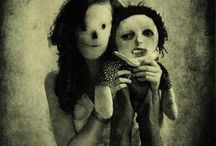 Just Plain Creepy / by Vicki Messinger-Wilson