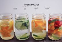 Infused Waters & New Beverages