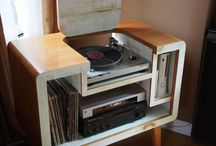 muziek meubels