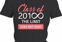 Senior shirts