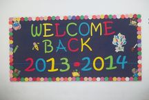 Welcome back boards